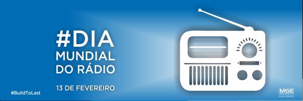 MGE BROADCAST: UNESCO lança campanha em comemoração ao Dia Mundial do Rádio