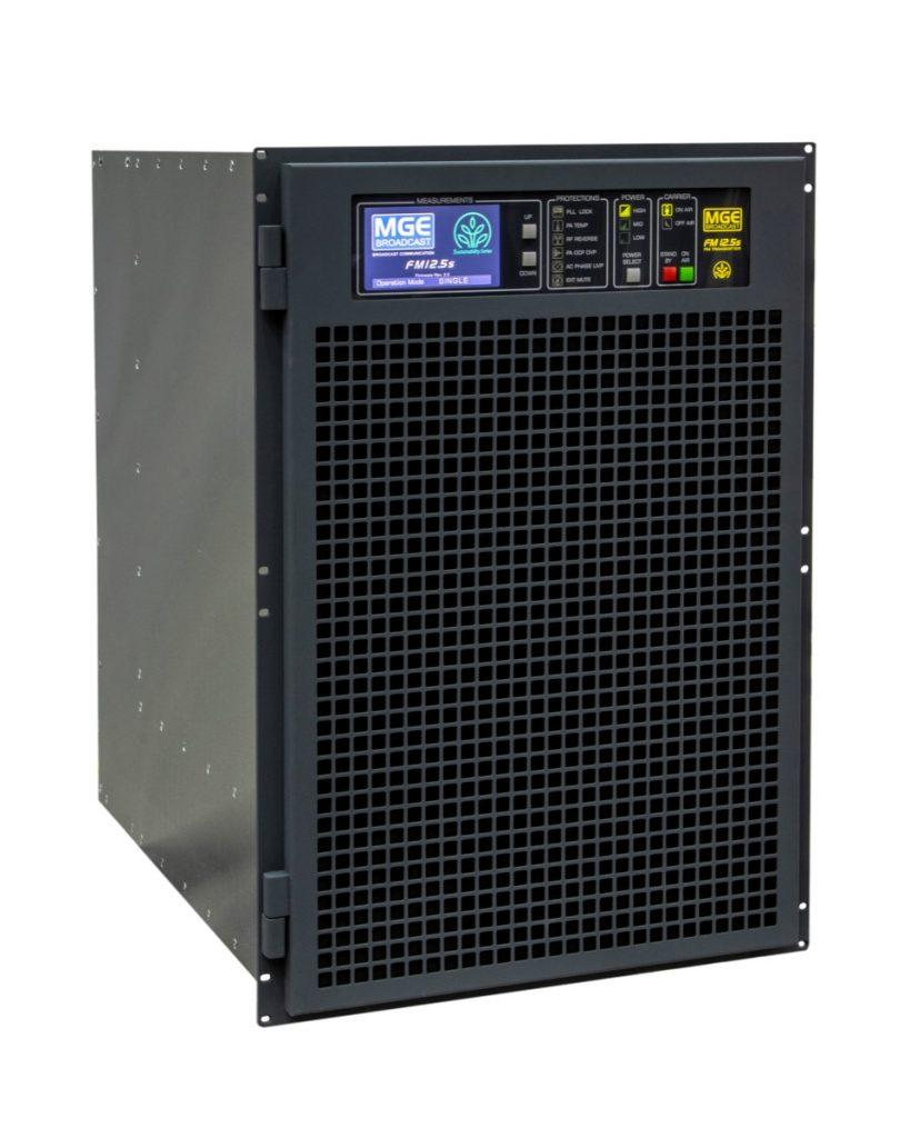 MGE BROADCAST: Transmissor FM 12.5s